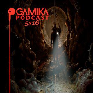 Gamika Podcast 5x16: La ORI del humor