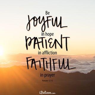 A Prayer for Enthusiasm