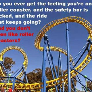 Emotions- Roller Coaster Mindset