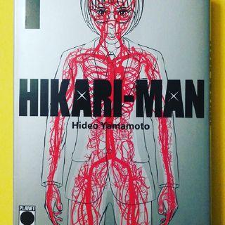 Puntata 36 - Hikari-Man