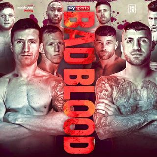 Preview Of The Sky Sport's Boxing Card Headlined By Lewis Ritson-Robbie Davies Jr In SuperLightweight Fight In Newcastle!!!