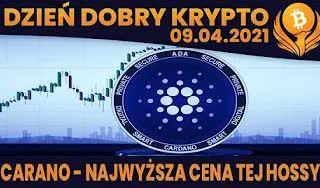 #DDK   09.04.2021   PREZES PAYPAL - BITCOIN TO FINANSOWA BROŃ CHIN PRZECIWKO USA? 1INCH ZMIENIA NAZWĘ? FILBFILB...