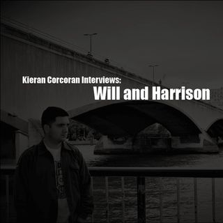 Fundraisers - Harrison and Will