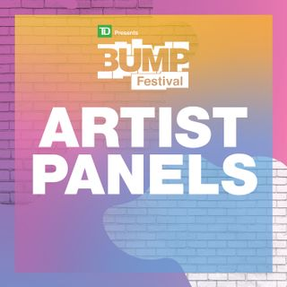 Artist Panel featuring Sarah Slaughter, Derek Simmers, and Slugger Studio