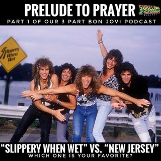 Bon Jovi: Slippery When Wet ('86) vs. New Jersey ('88) Part 1