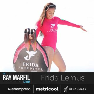Frida Lemus en The Ray Marfil Show - Episodio 07