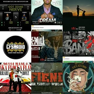 Coughfee Shoppe Radio OnDemand Storm Coming Mix Vol 5