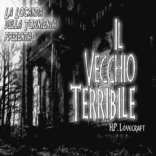 Audiolibro Il Vecchio Terribile - H.P. Lovecraft