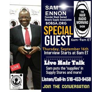 The Hair Radio Morning Show LIVE#609  Thursday, September 16th, 2021