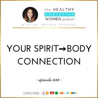 Episode 035: Your Spirit → Body Connection