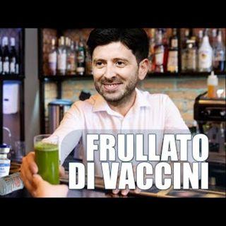 Frullato di vaccini - Dietro il sipario - Talk show