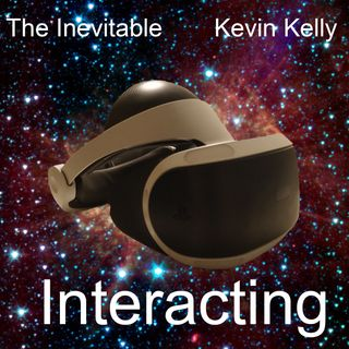 The Inevitable:  Interacting with Ryan Burke