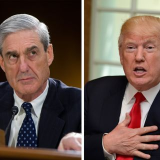 TRUMP NOT EXONERATED BY THE MUELLER REPORT