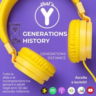 Generations History [Generations Defiance]