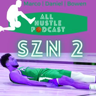 Episode 23; NBA Draft Takeaways! + The Klay Achilles Tear and Trade Discussions