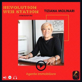 INTERVISTA TIZIANA MOLINARI - AGENTE IMMOBILIARE