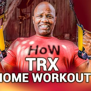 HOW 10: A Tough Home Workout With TRX