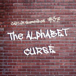 Episode 37: The Alphabet Curse