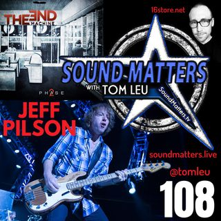 108: Jeff Pilson from Dokken, Foreigner & The End Machine #2