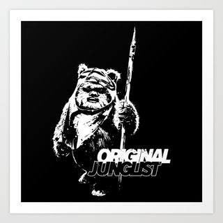 I'm a Junglist. Old School Hardcore + Drum'n'Bass clásico y 2020