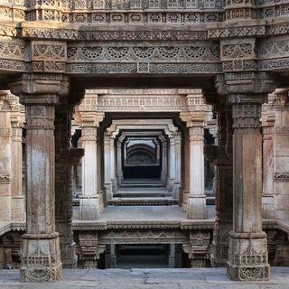 Viaggio in India - 03 Discorrendo di Modi e di Baoli