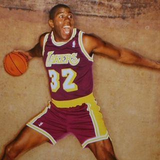 Magic Johnson – basketlegenden som förändrade synen på HIV