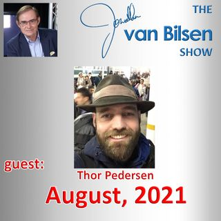 2021-08 - Thor Pedersen, 194 Countries and Counting
