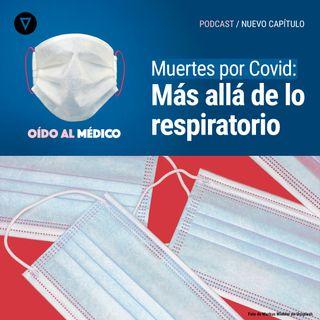 Capítulo 9 - Muertes por Covid: más allá de lo respiratorio
