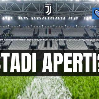 Serie A, l'ipotesi: 25% di stadi pieni nelle ultime giornate