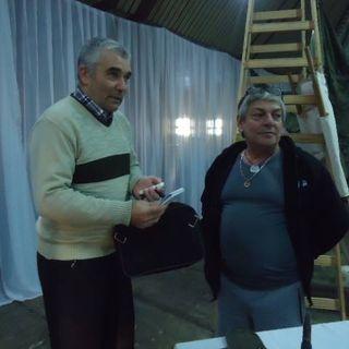 Ruben Dario Monte Negro habla de Malvinas