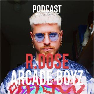 RICCARDO DOSE vs Arcade Boyz [ IL CONFRONTO ]