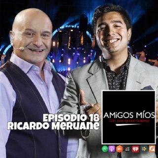 Amigos Míos - EP 18: Ricardo Meruane