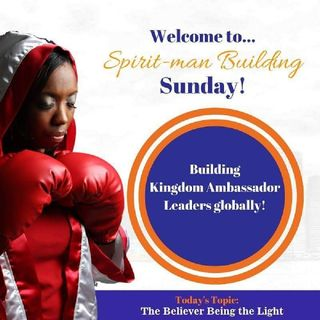 The Light Of The World & Dimming Of This Light | Lakeisha McKnight | Spirit-man Building Sunday