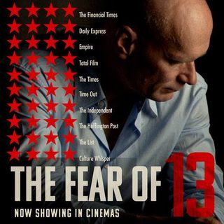 Nick Yarris The Fear Of 13