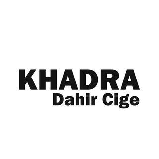 Khadara Daahir Cige- Luun