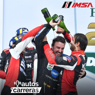 Alonso, Kobayashi, Taylor y Van der Zande, campeones en Daytona