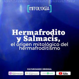 Hermafrodito y Salmacis, el origen mitológico del hermafroditismo • Mitología - Culturizando