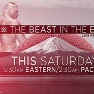 Slammiversary to The Beast In The East