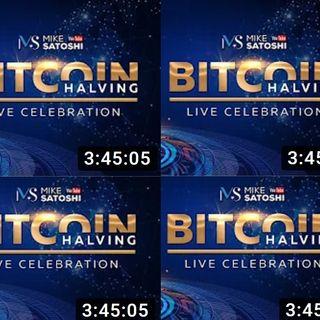 Bitcoin Halving Live Celebration - okazjonalny livestream i goście! | 11.05.2020