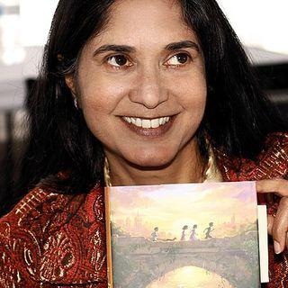 Join Author - Padma Venkatraman