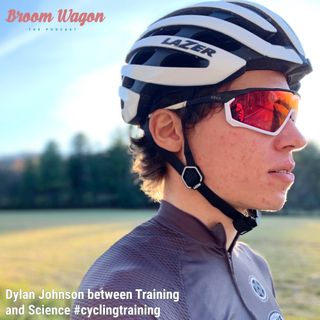 DYLAN JONHSON BETWEEN TRAINING AND SCIENCE #CYCLINGTRAINING