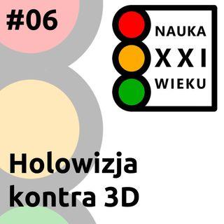 Holowizja kontra 3D