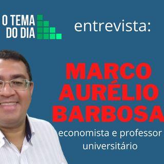 O Tema do Dia - Dependência do Brasil em relação à China