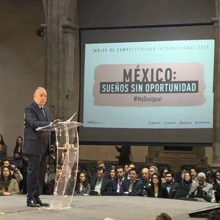 Mexicanos preocupados por inseguridad y desigualdad: IMCO