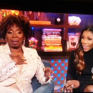Married To Medicine /Wwhl Live Extra Mariah Vs Jackie And Quad