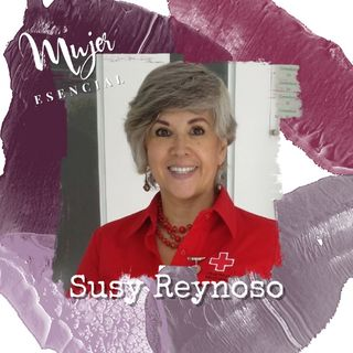 Episode 8 SEGUNDA TEMPORADA - Mujer Esencial Podcast - Gota de Lluvia con Susy Reynoso