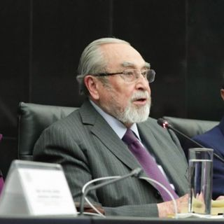 AMLO designa a Bernardo Bátiz como consejero de Judicatura Federal