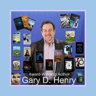 STEVE LUDWIG'S CLASSIC POP CULTURE # 125 GARY D HENRY