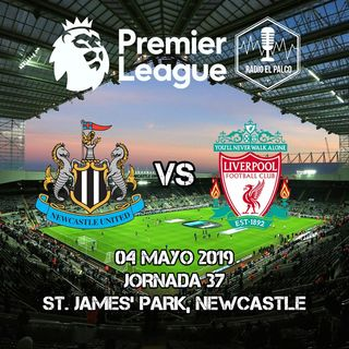 Newcastle United vs Liverpool en VIVO