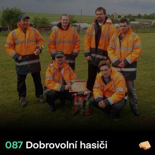 SNACK 087 Dobrovolni hasici